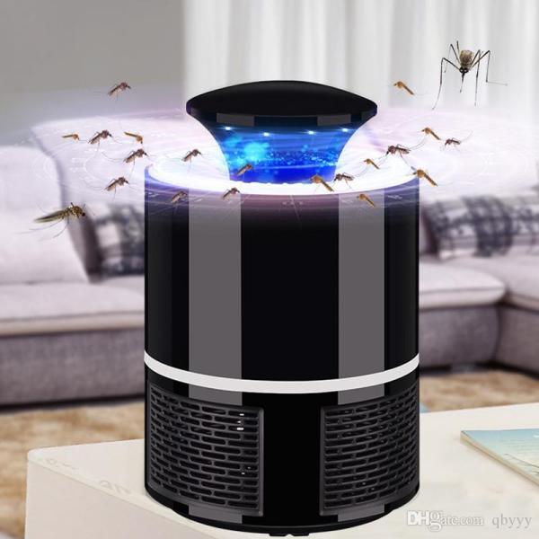 Đèn Bắt Muỗi Thông Minh, Đèn Ngủ Bắt muỗi tiêu diệt muỗi hiệu quả phòng muỗi đốt đem lại giấc ngủ ngon