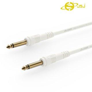 Dây tín hiệu 2 đầu 6 ly (6.5mm) JSJ 4111 dài 1.5m - 5m thiết kết liền mạch sử dụng chất liệu thân thiện với môi trường thân dây mềm mại và bền truyền tải tín hiệu ổn định mượt mà chất lượng âm thanh gần với nguyên bản thumbnail