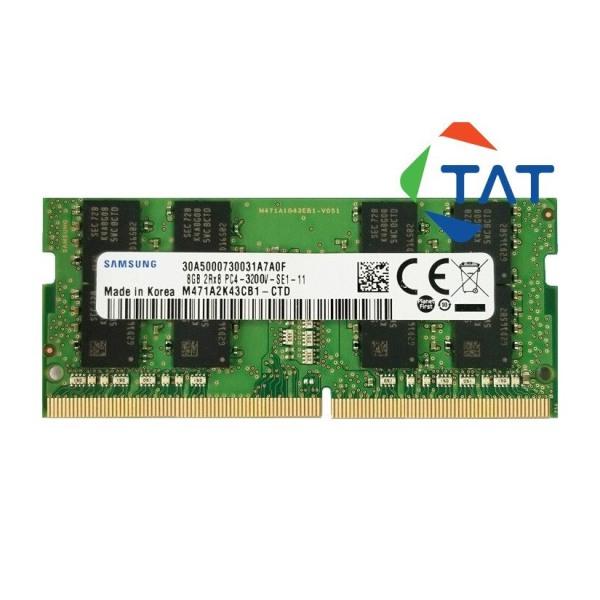 Bảng giá Ram Laptop DDR4 8GB Samsung 3200MHz Chính Hãng - Mới Bảo hành 12 tháng Phong Vũ