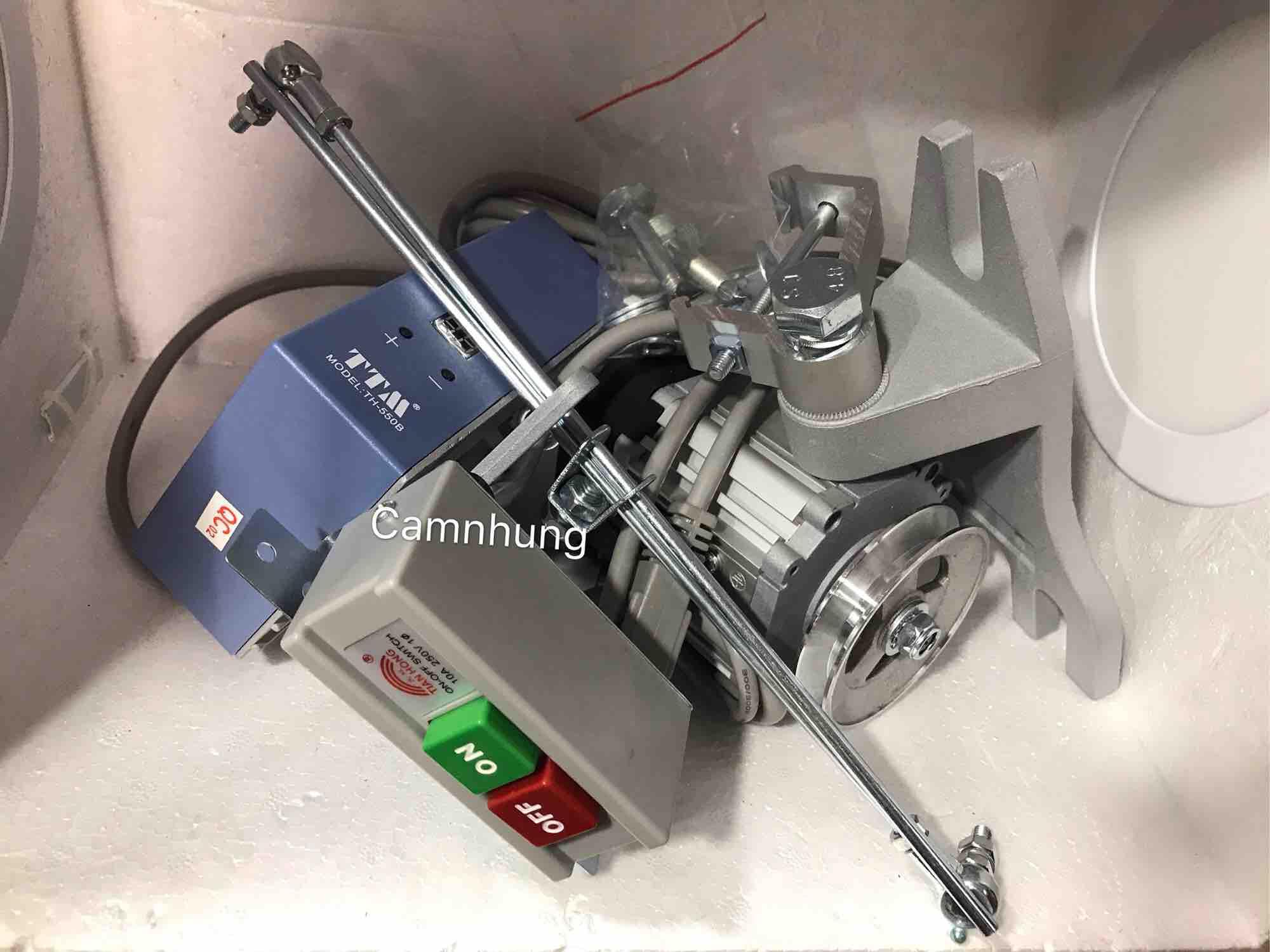 Motor tiết kiệm điện TTM máy 1 kim