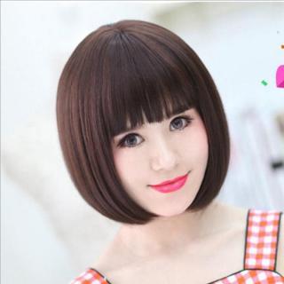 Tóc giả nữ Hàn Quốc + Tặng kèm lưới T234 thumbnail