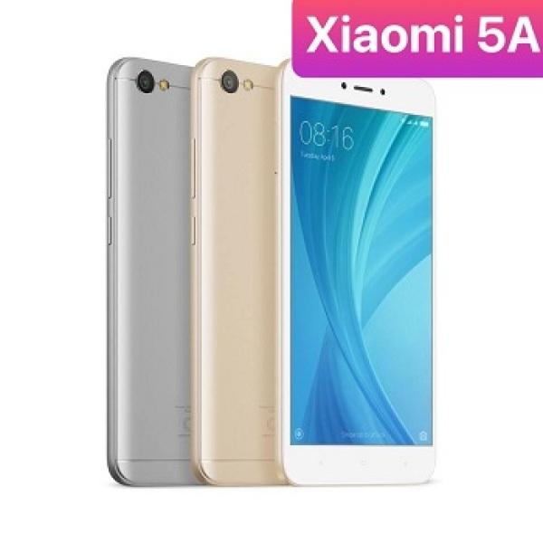 Điện thoại Xiaomi Redmi 5A 2sim Chính Hãng (2GB/16GB), Màn hình 5inch, Chơi PUBG/Liên Quân Mượt