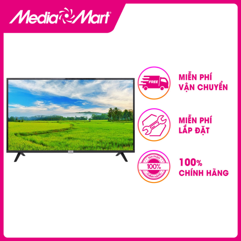 Bảng giá TV LED SMART FHD 49  TCL 49S6500