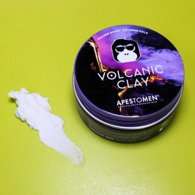 Sáp Vuốt Tóc Volcanic Clay - 80ml giá rẻ