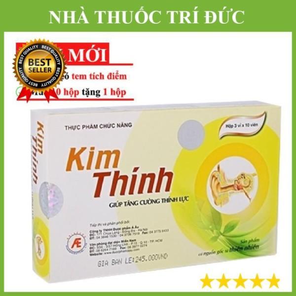 KIM THÍNH - Hỗ trợ tăng cường thính lực nhập khẩu