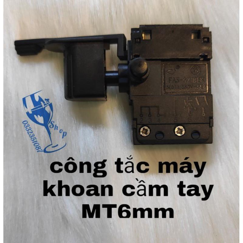 Bảng giá công tắc máy khoan điện cầm tay MKT6mm loại tốt