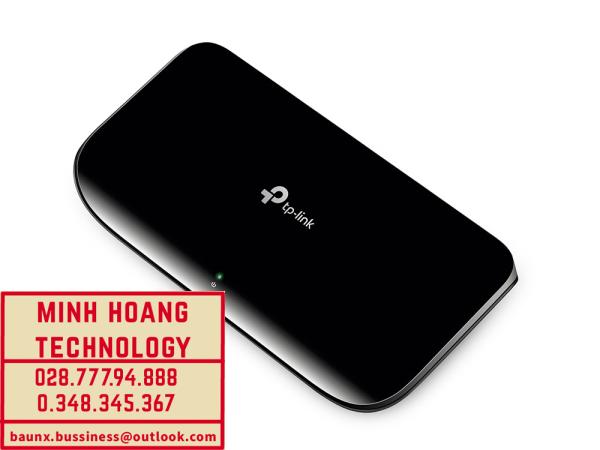 Bảng giá Bộ chia mạng Switch Gigabit TP-Link SG1008D (8-Port) Phong Vũ