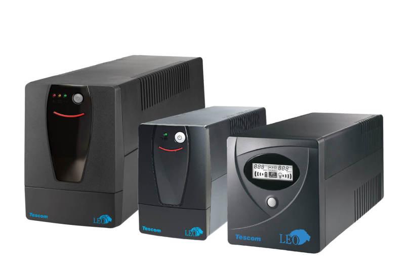 Bảng giá BỘ LƯU ĐIỆN - UPS TESCOM công suất 600VA Line Interactive LEO series Phong Vũ