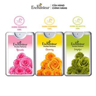 Combo 3 Chai Nước Hoa Enchanteur Bỏ Túi 3 Mùi (Charming, Delightful, Romantic) - Chai 18ml thumbnail