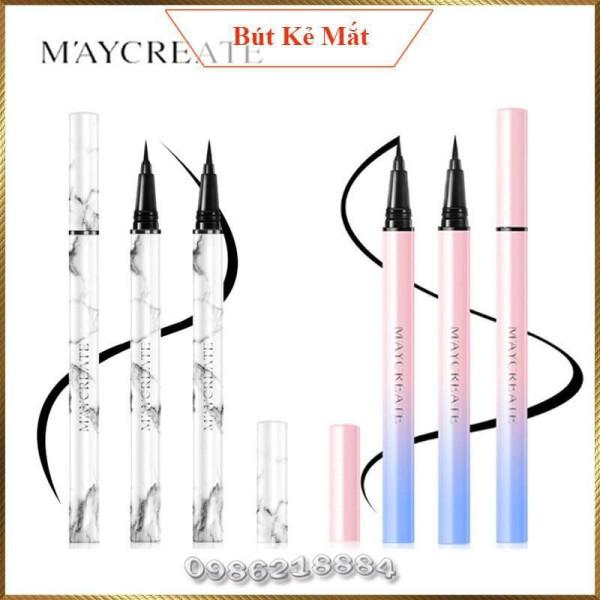 Kẻ mắt nước Maycreate mẫu Hồng tím KM25 cao cấp