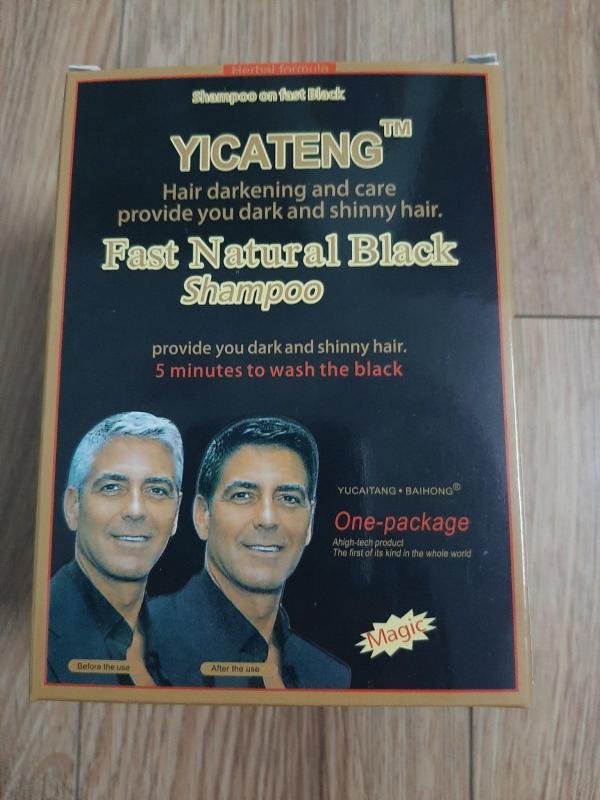 gội đen hộp 10 gói