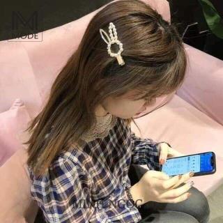 KẸP TÓC NGỌC TRAI HÀN QUỐC - Kẹp Tóc trendy - Thời Trang Minh Ngọc thumbnail