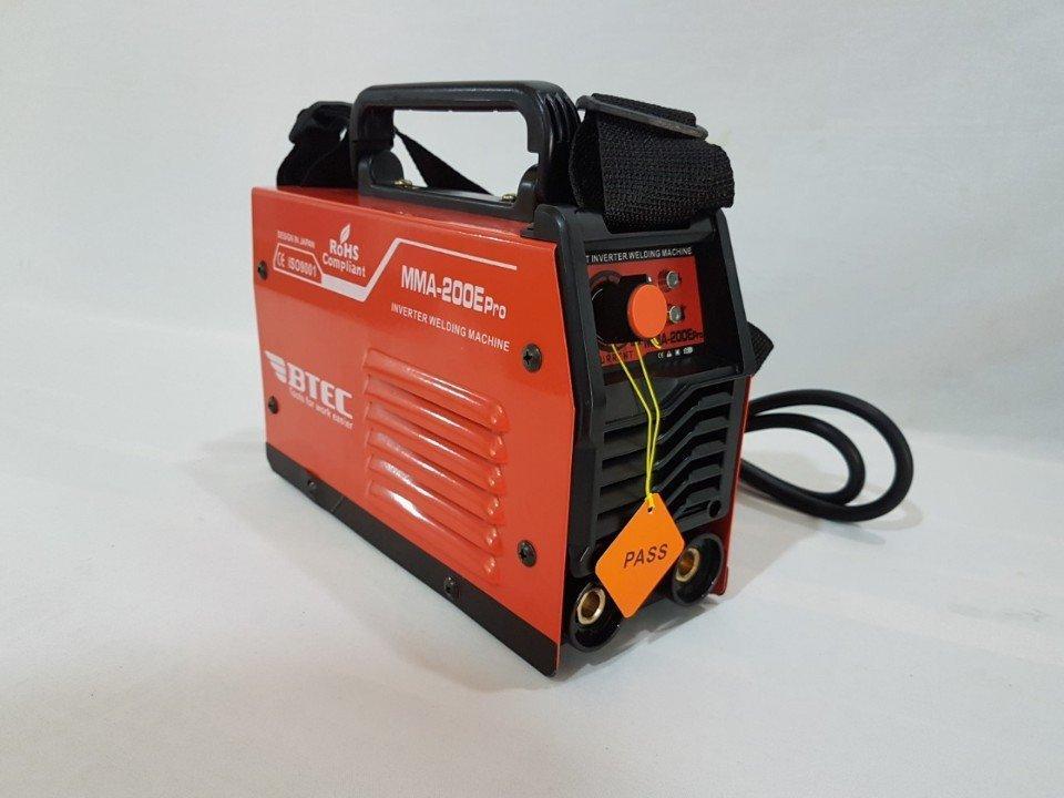 Máy hàn mini Btec MMA 200E Pro