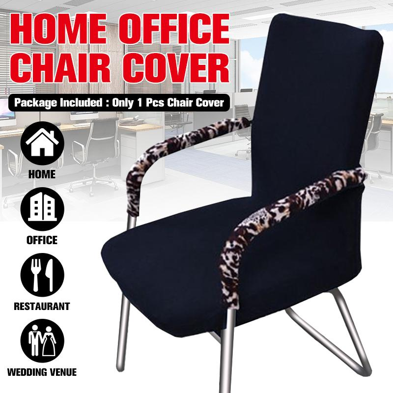 【FreeShipping+SuperDeal+LimitedOffer】S Spandex Office Chair Cover Slipcover Armrest Cover Computer Seat Cover Stool Swivel Chair Elastic(Chair is NOT included)