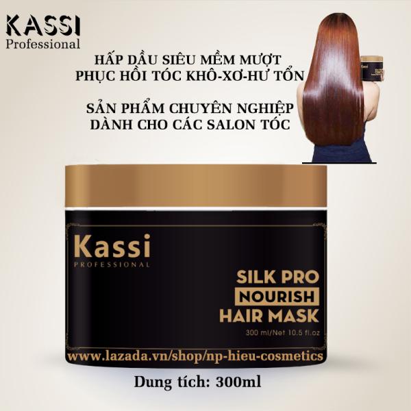 Hấp dầu KASSI NOURISH siêu mềm mượt giá rẻ
