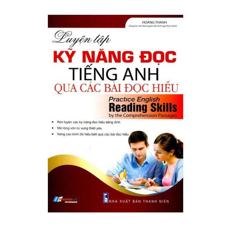 Luyện Tập Kĩ Năng Đọc Tiếng Anh Qua Các Bài Đọc Hiểu - 8935072922993