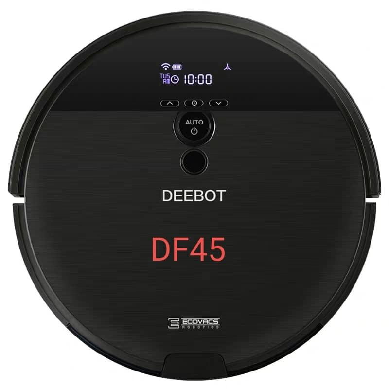 Robot Hút Bụi Lau Nhà Ecovacs Deebot DF45