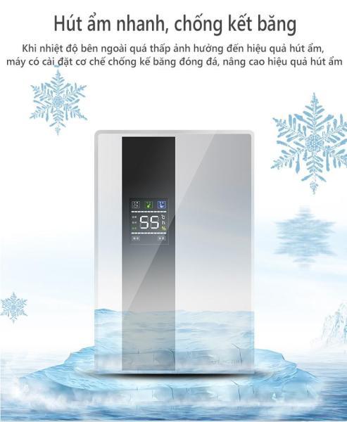 Bảng giá Máy hút ẩm gia dụng máy lọc ẩm hút ẩm trong nhà máy hút ẩm mini không ồn Redepshop Điện máy Pico