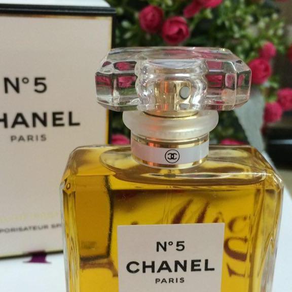 Nước Hoa Chanel N5 Eau De Parfum 50ml