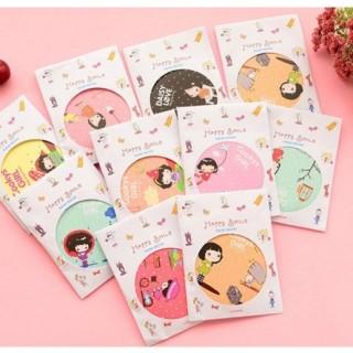 Gương Mini Cầm Tay Phong Cách Hàn Quốc - Shop Giao Mẫu Ngẫu Nhiên thumbnail