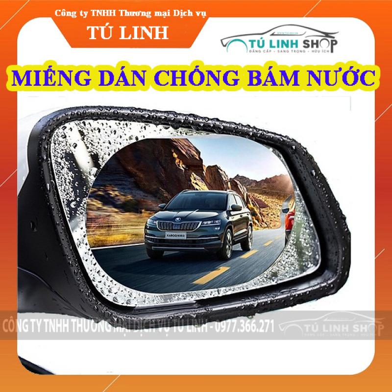 Miếng dán gương ô tô chống bám nước tăng khả năng quan sát