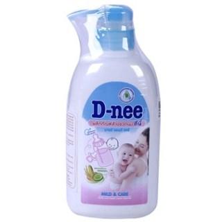 Nước xúc bình sữa dnee 620ml thái lan - Nước rửa bình sữa, núm ty - chai nước rửa bình sữa - dung dịch tẩy rửa - chất tẩy rửa đồ chơi - vật dụng cho bé - chăm sóc sức khỏe bé - dụng cụ vệ sinh bình sữa thumbnail