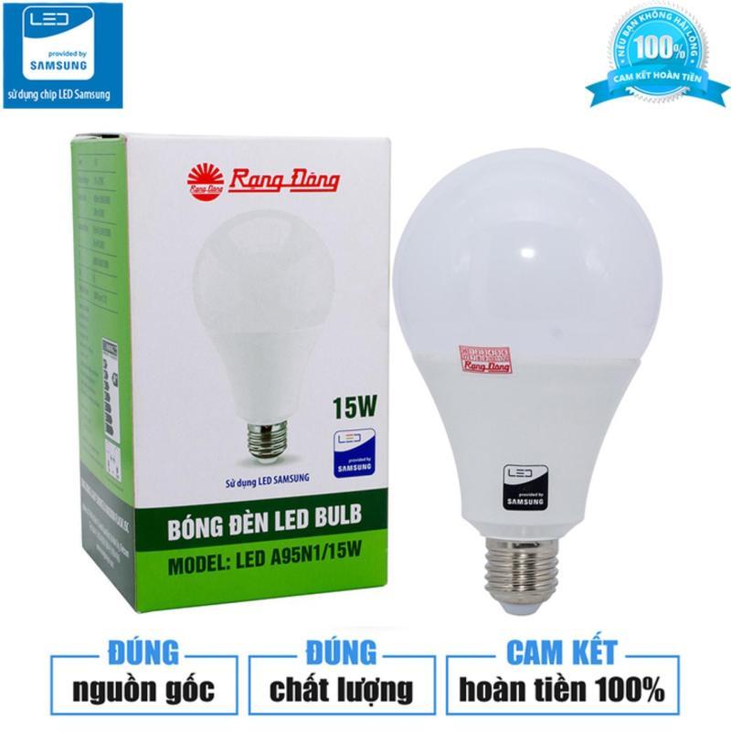 Bóng led Bulb Rạng Đông 20W sáng trắng