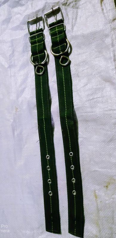 vòng cổ  vải dù chống xoắn cho vật nuôi