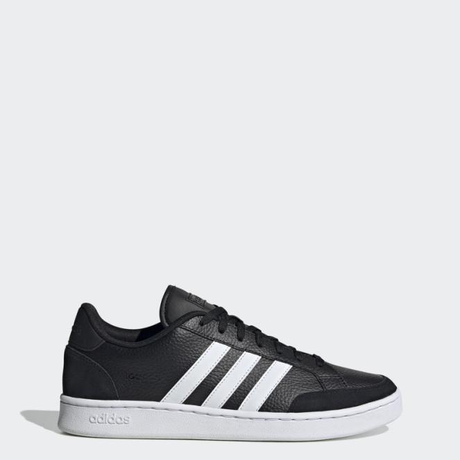 adidas TENNIS Giày Grand Court SE Nam Màu đen FW6690 giá rẻ