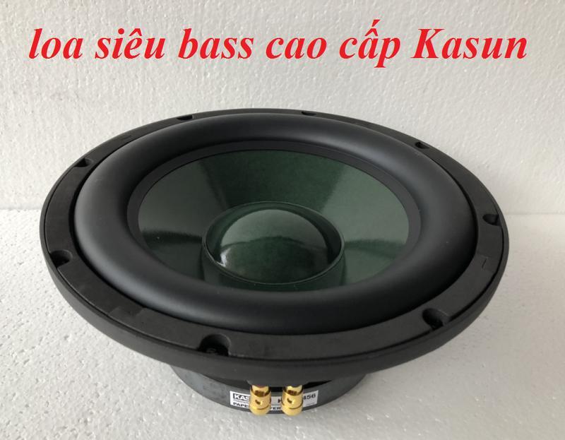 1 Đôi Loa bass 25 cao cấp Kasun Hàng Chất Lượng Tốt Loại 1 , Gía Rẻ Nhật Bản