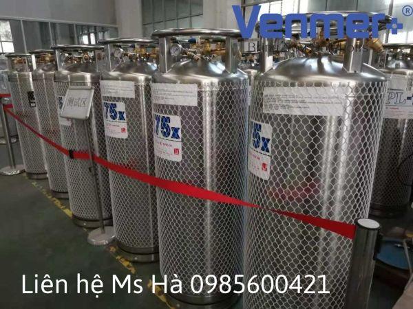 Bình Oxy lỏng XL45 28bar