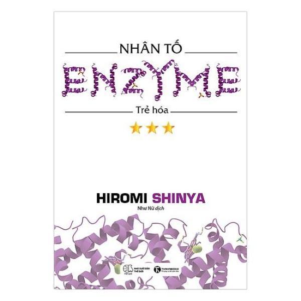 Mua Combo Nhân Tố Enzyme (Bộ 4 Cuốn)