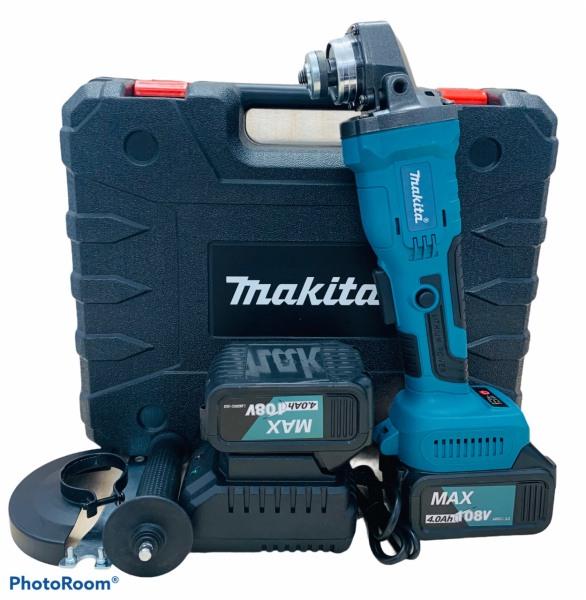 Máy mài, máy cắt dùng pin không chổi than 108V MAKITA có điều chỉnh tốc độ
