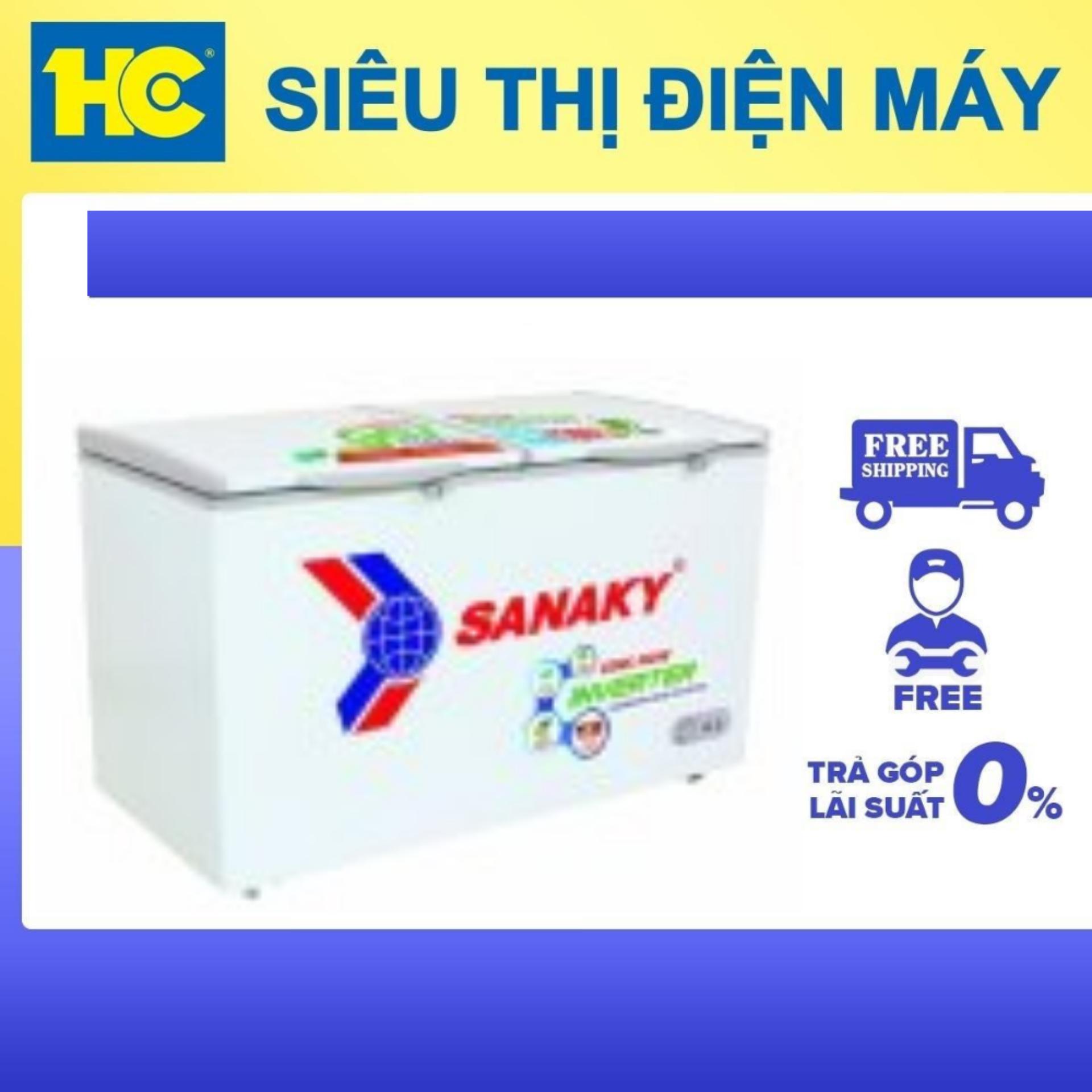 Tủ đông SANAKY 2 ngăn VH-4099W3