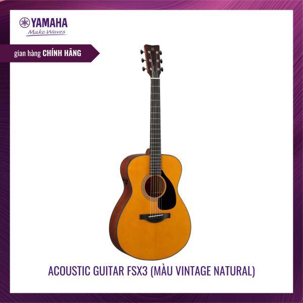 Đàn Yamaha Guitar Acoustic FSX3