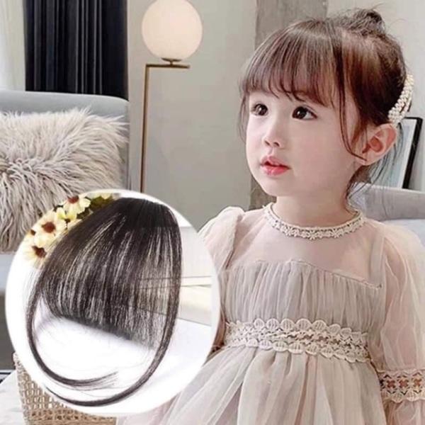 Tóc mái thưa❤️freeship 50k❤️ tóc giả mái thưa cho bé cao cấp cao cấp