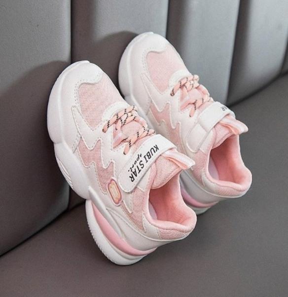 Giày thể thao bé gái hàn quốc 3 - 14 tuổi cao cấp - TSS87 giá rẻ