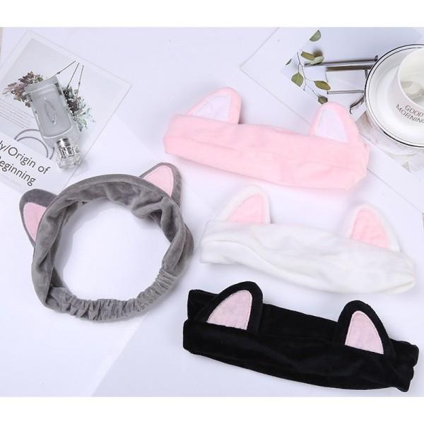 [Nhập NEWSELLERW4902 giảm 50% tối đa 20K] Băng đô tai mèo|Màu hồng đảm bảo cung cấp các sản phẩm đang được săn đón trên thị trường hiện nay