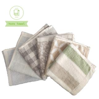 Khăn tay khăn mùi xoa chất liệu cotton 100% mềm mại, thấm hút và khủ mùi tốt [ size 35cm x 35cm ] thumbnail