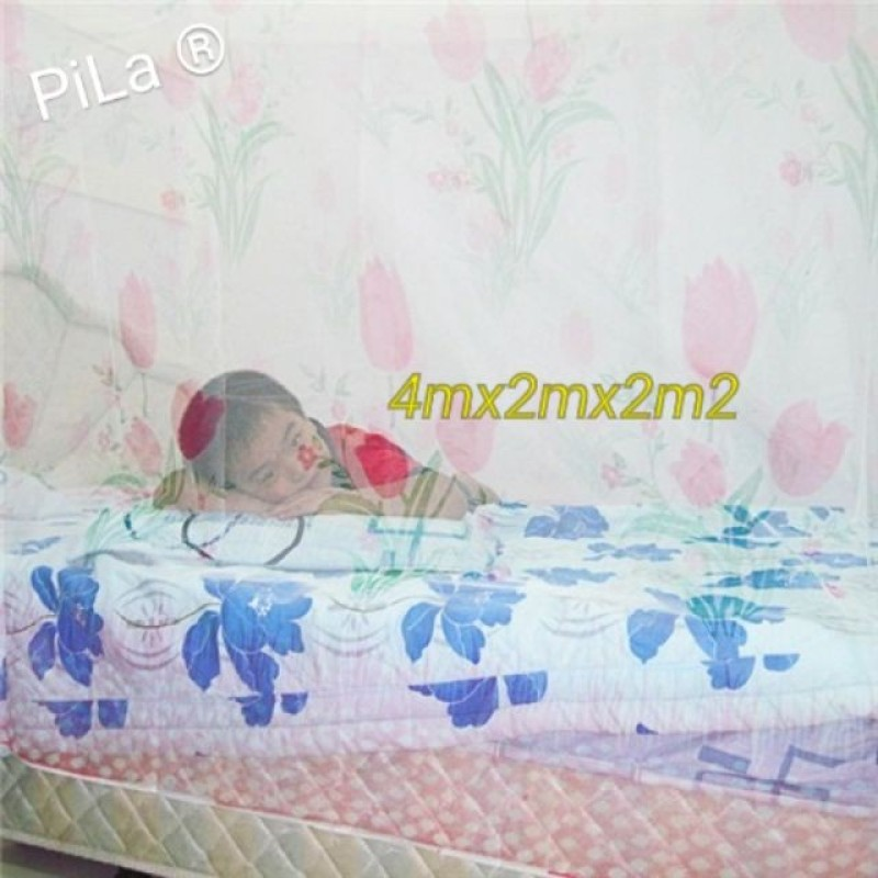 Mùng Ngủ Tuyn Bông 2M5, 3M, 4M