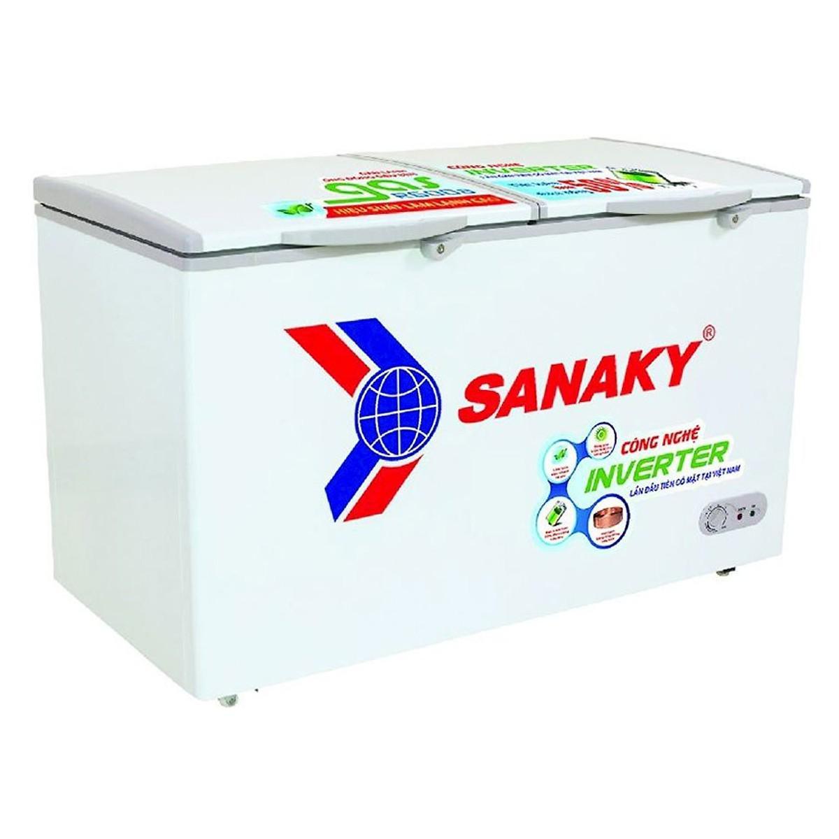 Tủ đông Sanaky VH-3699A3, 280L, Inverter
