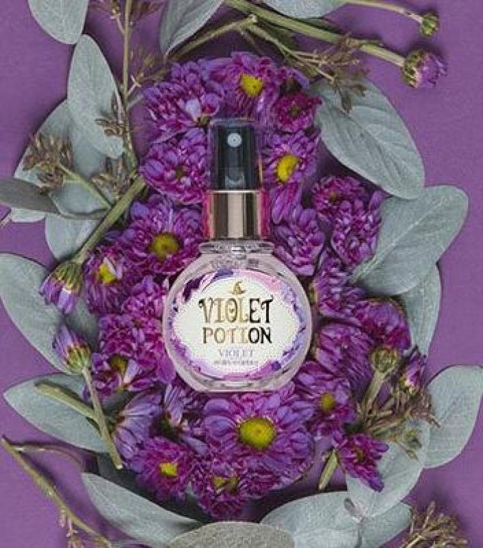 Xịt Thơm Toàn Thân Và Tóc Body Holic - Violet Potion nhập khẩu