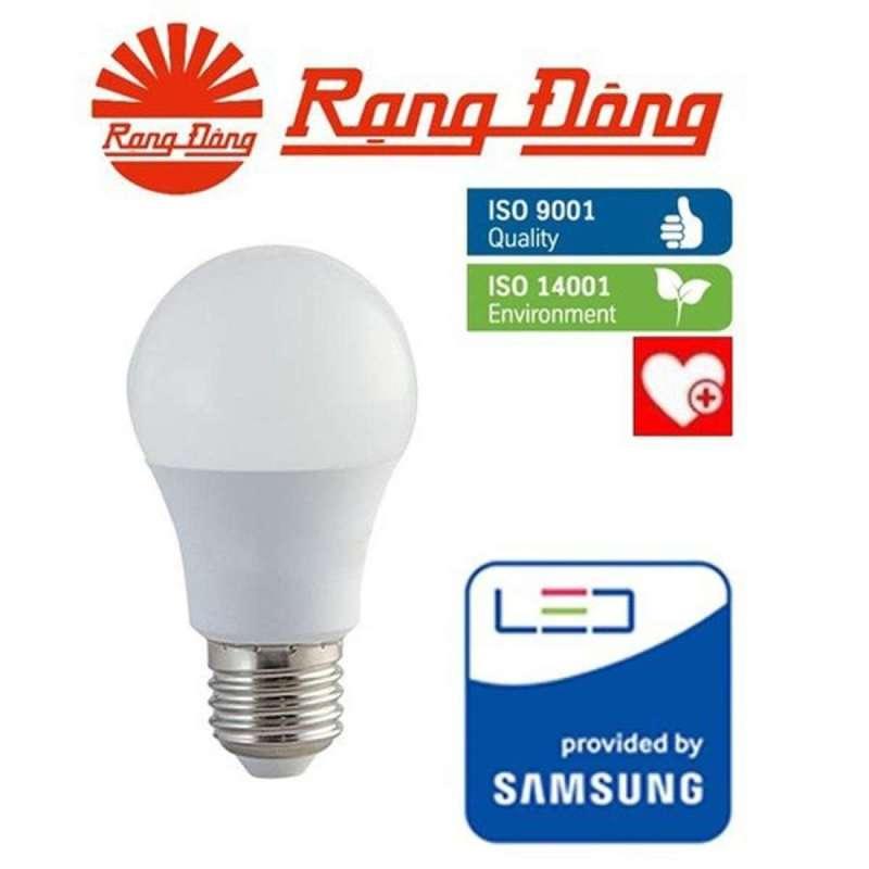 Bóng đèn LED BULB cảm biến 9W Rạng Đông (A60.RAD/9W)