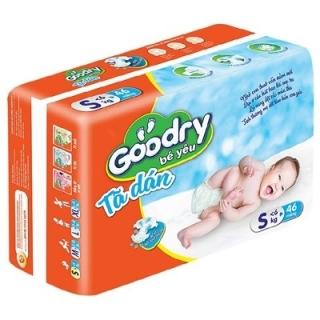 Tã Dán Goodry gói đại S46 M42 L38 XL34 thumbnail