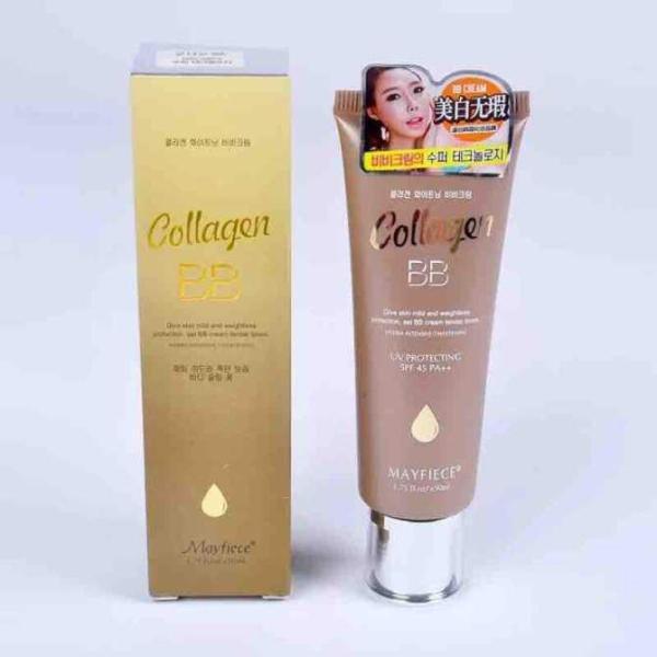 Kem nền BB collagen Mayfiece giá rẻ