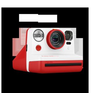 Máy Chụp Ảnh Lấy Liền Polaroid Now - Màu Đỏ thumbnail