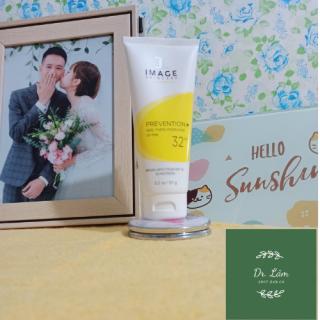 [CHÍNH HÃNG] Kem Chống Nắng Vật Lý Cho Da Dầu, Mụn IMAGE Skincare Prevention SPF 32+ 91g - Shop Bạn Cá thumbnail