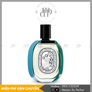 [Travel Size] Nước hoa unisex Diptyque Doson - Chính hãng - Maison Du Parfum thumbnail