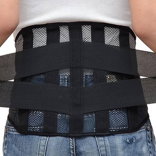 Đai thắt lưng hỗ trợ cột sống H3 ORBE cho người đau lưng thoát vị đĩa đệm thoái hóa đốt sống cao cấp