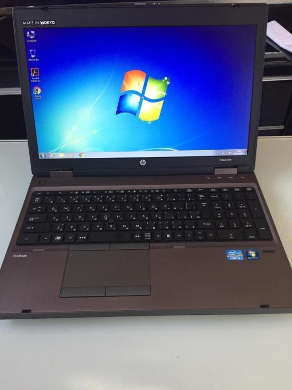 Laptop probook 6560b core i5
